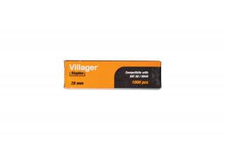 Municija za rucnu heftalicu VSA 4in1 1.2X7.5X12mm SET 1000/1