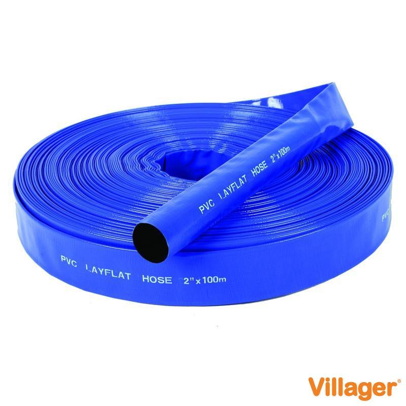 """Crevo za navodnjavanje PVC 2"""" x 100 m"""