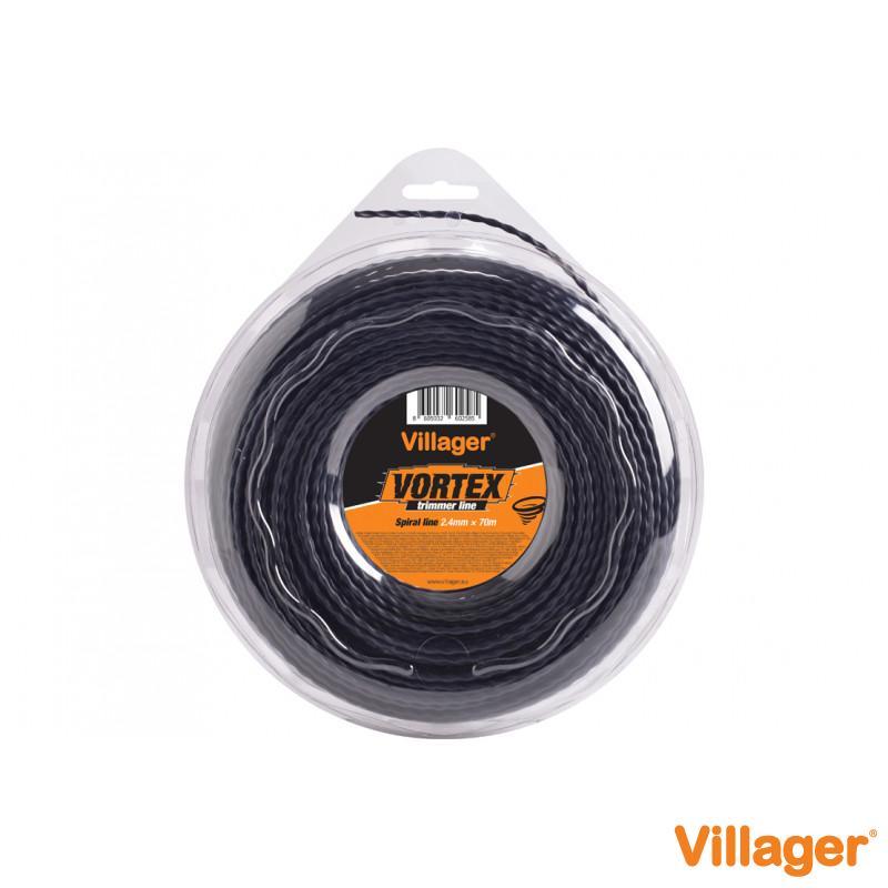 Vortex najlonska nit 15 m 2.4 mm prečnik