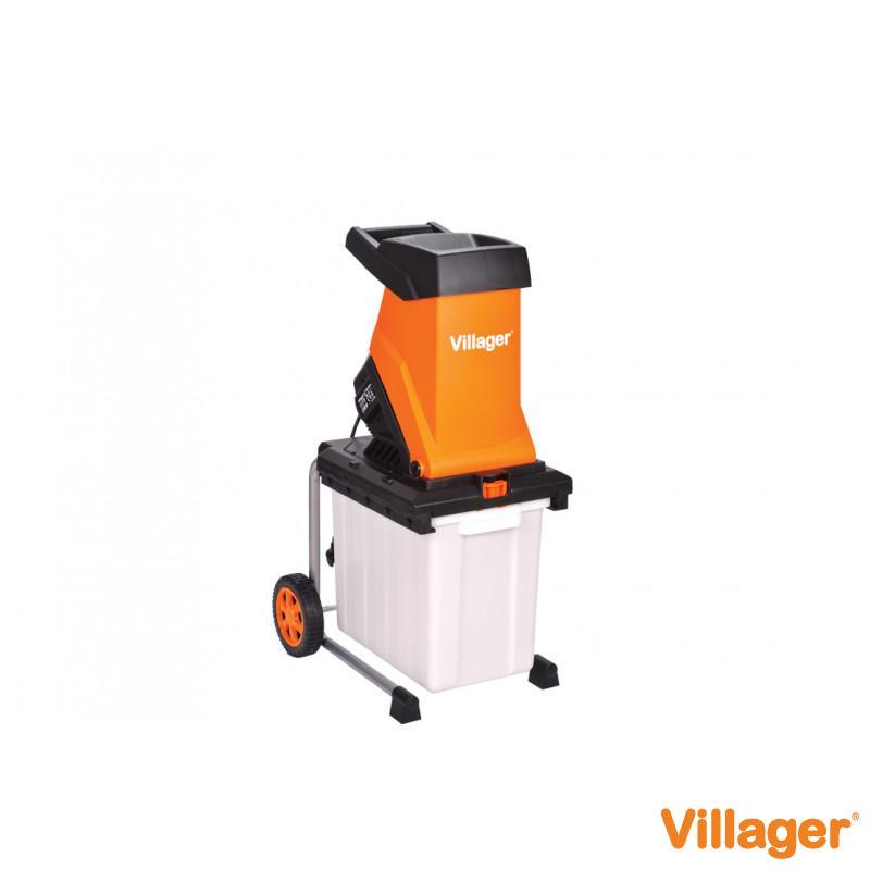 Električna seckalica za grane Villager VC 2500