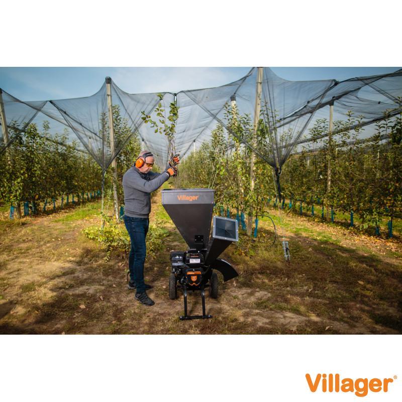 Motorna seckalica za grane Villager VPC 250 S