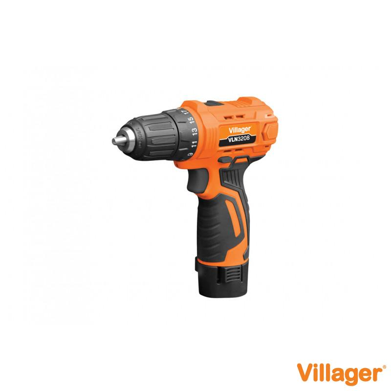 Akumulatorska bušilica-odvijač VLN 3208