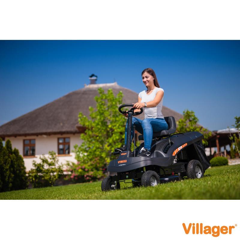 Traktor kosačica VTR 650