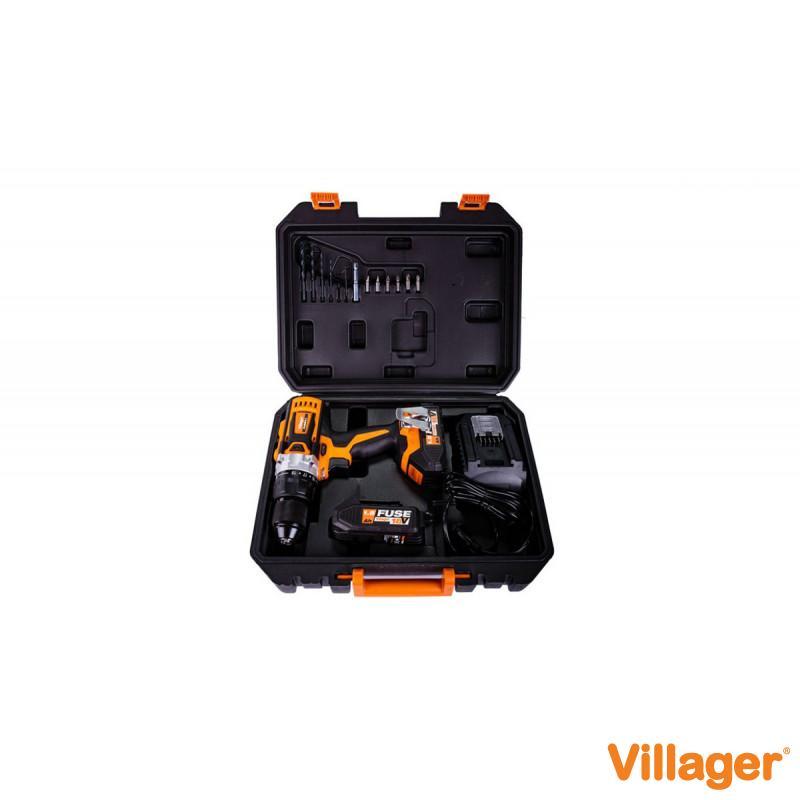 Fuse akumulatorska bušilica VLP 5220-2BSC