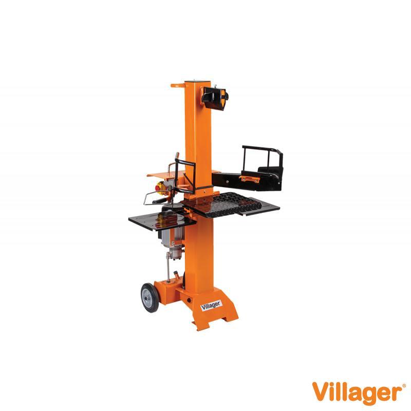 Vertikalni cepač drva Villager VLS 8T 55