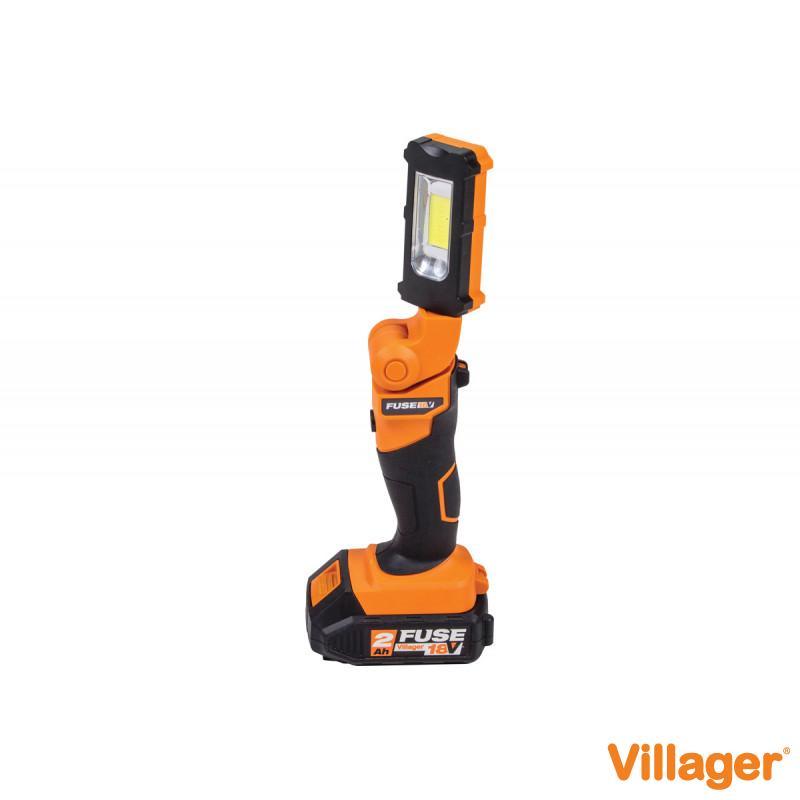 Fuse akumulatorska lampa VLN 9120