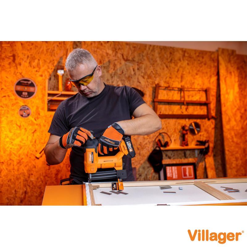 Fuse akumulatorska heftalica Villager VAT 3520