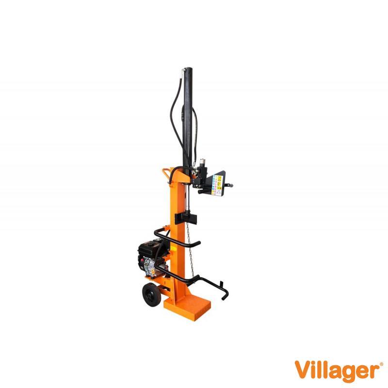 Vertikalni motorni cepač drva PLS 10 T - 2019