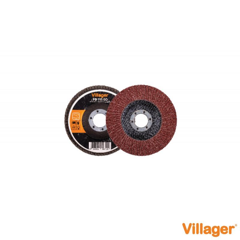 Lamelni disk za brusilice FD 125/80