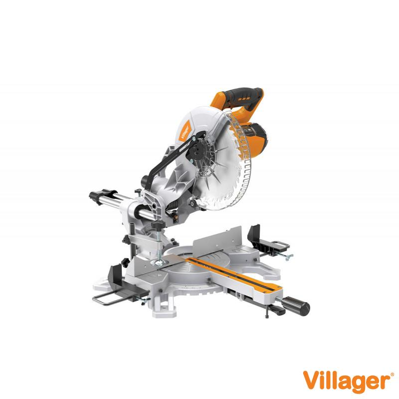 Dijagonalna testera za razrezivanje(potezna) VMS 2000-255 S