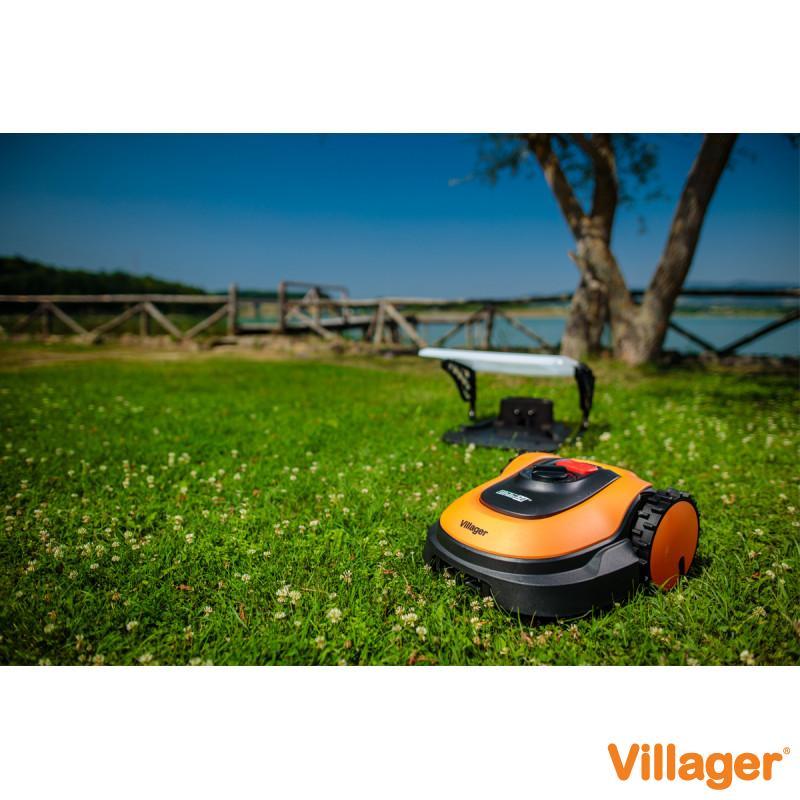 Robot kosačica - Villybot 2.0
