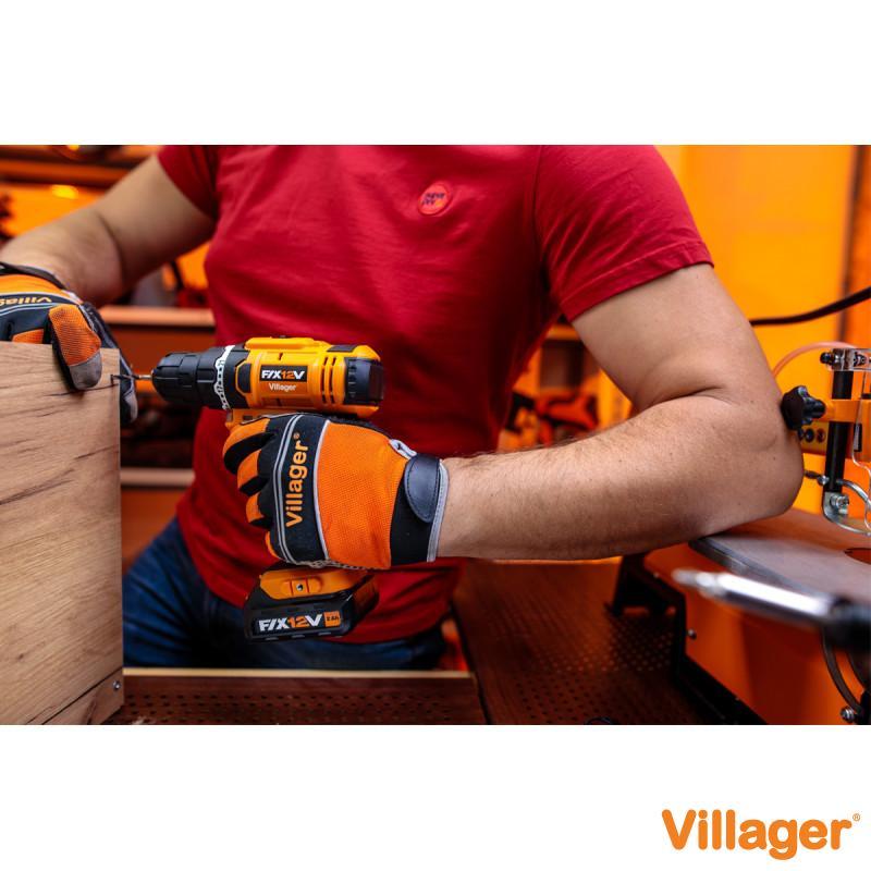Fix akumulatorska bušilica/zavijač VLN 3112-1BCB