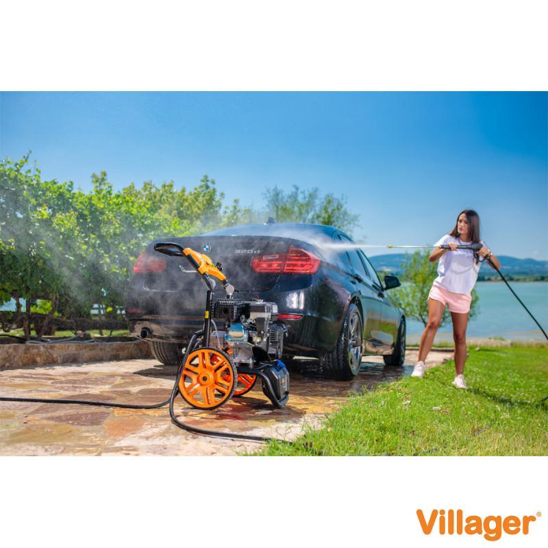 Motorni aparat za pranje pod pritiskom Villager VPW 195