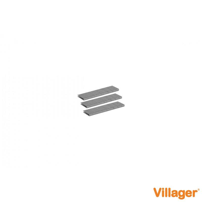 Municija za rucnu heftalicu VSA 4in1 1.2X11.3X6mm SET 1000/1