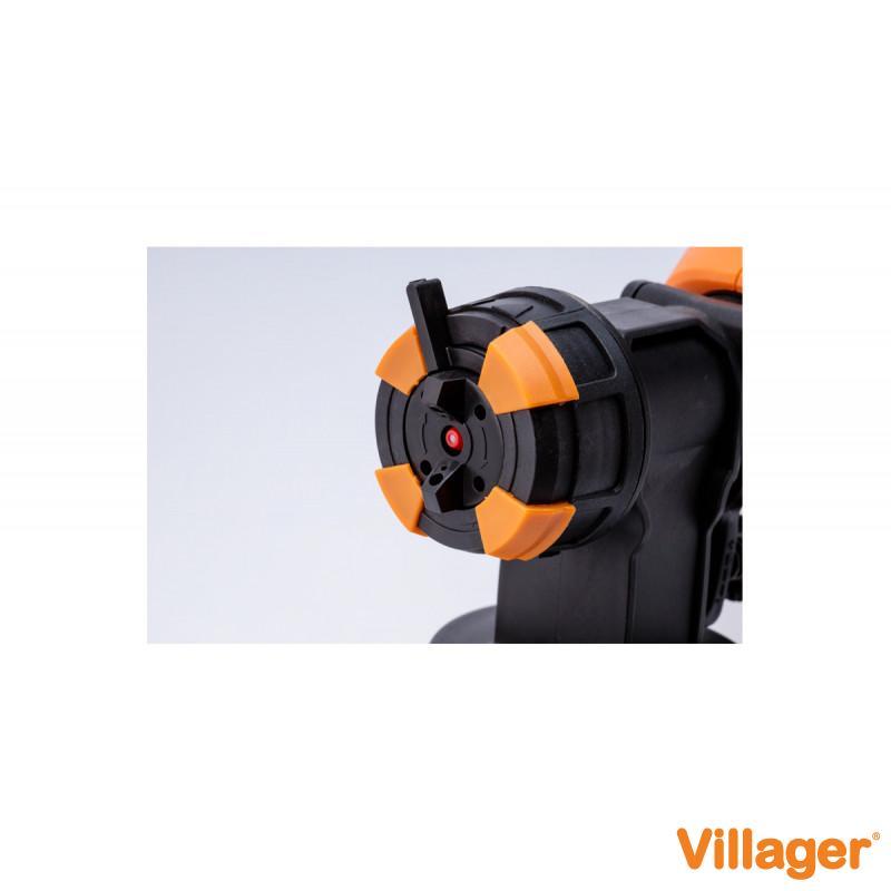 Fuse akumulatorski pistolj za farbanje VLN 9720